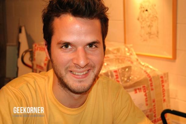Julien Paré-Sorel - Geekorner - 03