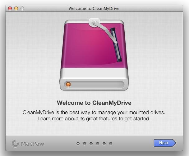 Clean My Drive - Geekorner - 01