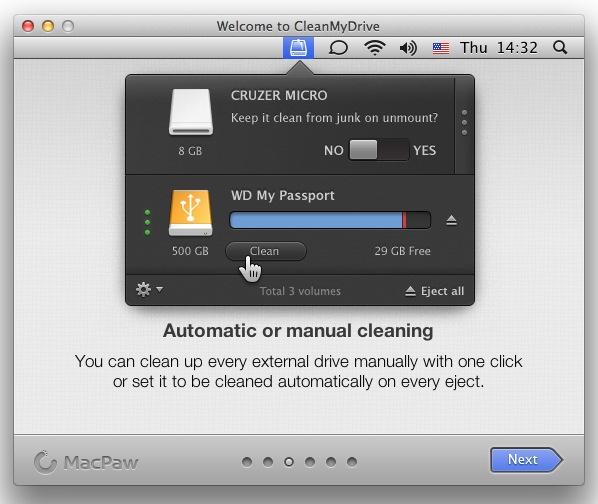 Clean My Drive - Geekorner - 03
