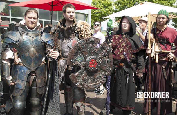 Comiccon 2012 Conférence - 17