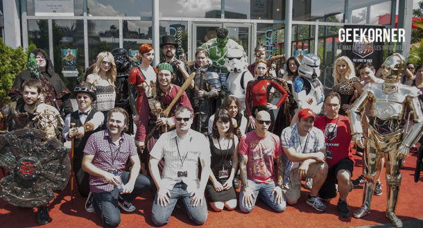 Comiccon 2012 Conférence - 21