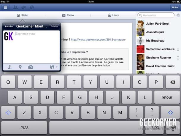 Facebook iOS Aout 2012 - Geekorner 04