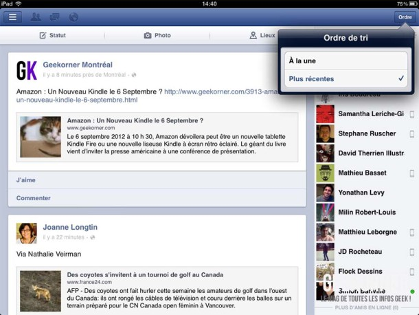 Facebook iOS Aout 2012 - Geekorner 07