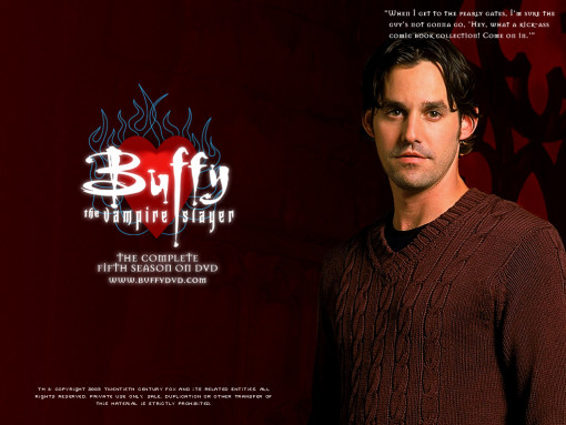 Nicholas_Brendon_Buffy contre les Vampires