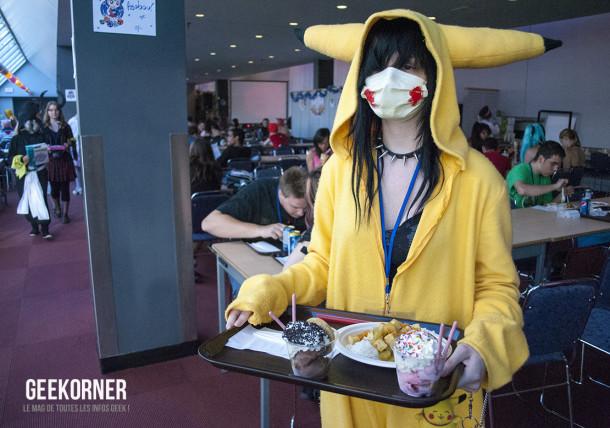 Otakuthon 2012 - Cuisine - Geekorner - 006
