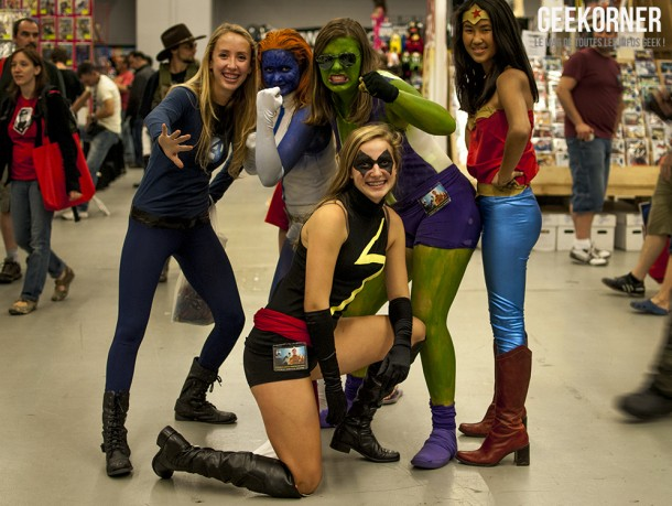 Cosplay Comiccon Montréal 2012 - Geekorner - 054