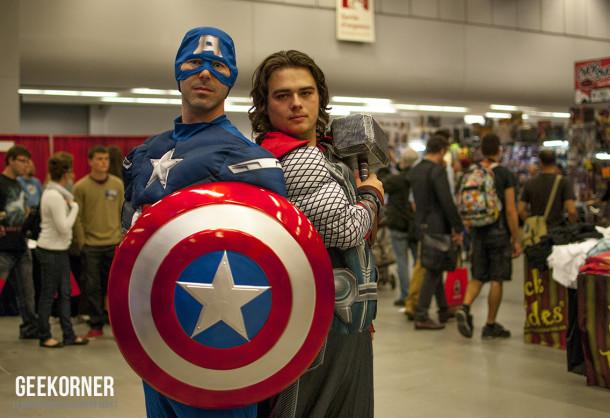 Cosplay Comiccon Montréal 2012 - Geekorner - 056