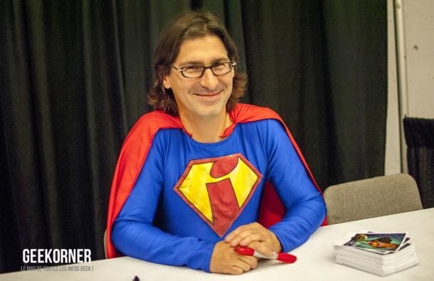 Infoman - Comiccon Montréal 2012 - Geekorner - 001
