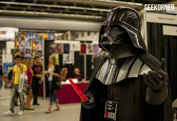 Star Wars - Forteresse Impériale du Québec - Comiccon Montréal 2012 - Geekorner - 004