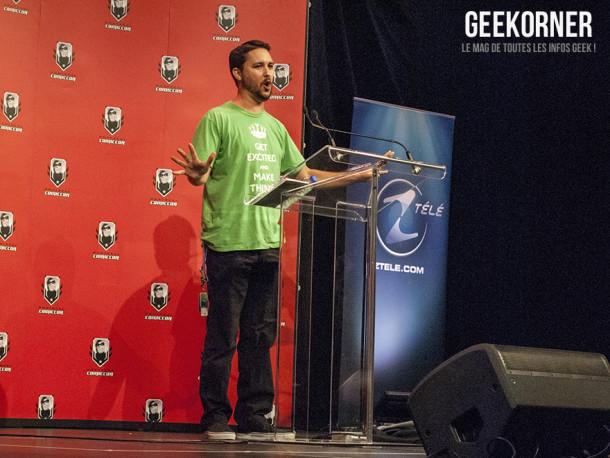 Wil Wheaton - Comiccon Montréal 2012 - Geekorner - 023