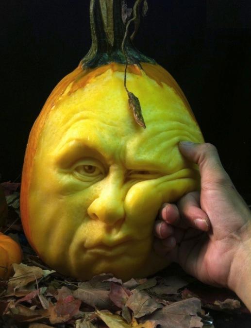Citrouilles Halloween - Art Geek Horreur - Ray Villafane- 020
