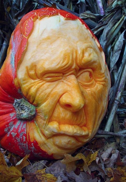 Citrouilles Halloween - Art Geek Horreur - Ray Villafane- 026
