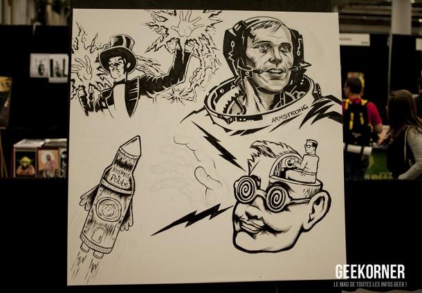 Collectif en Masse - Comiccon Montréal 2012 - Geekorner - 038