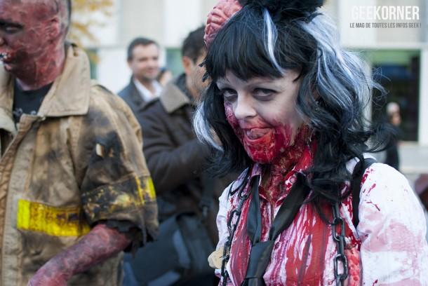 Marche Zombies Walk Montreal 2012 - Geekorner - 066