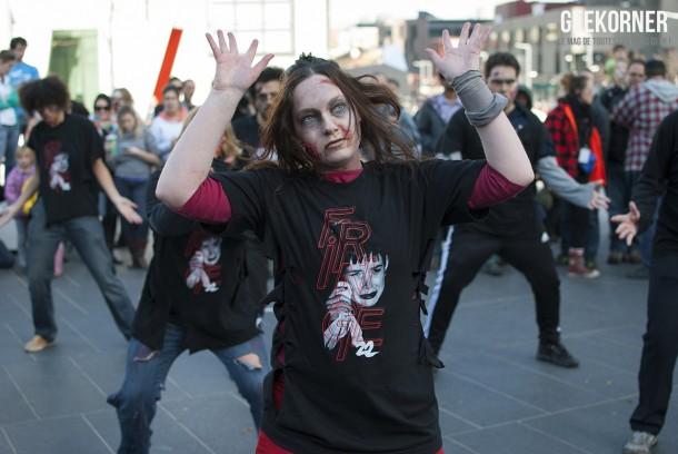 Marche Zombies Walk Montreal 2012 - Geekorner - 072
