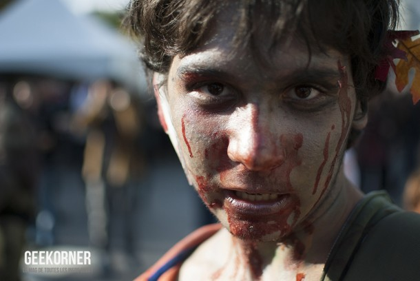 Marche Zombies Walk Montreal 2012 - Geekorner - 098