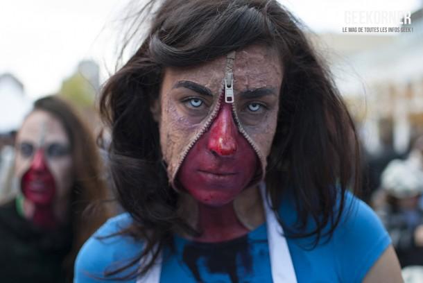 Marche Zombies Walk Montreal 2012 - Geekorner - 111