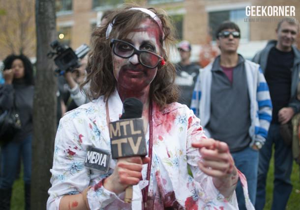 Marche Zombies Walk Montreal 2012 - Geekorner - 114