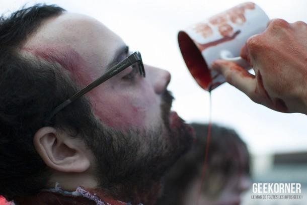 Marche Zombies Walk Montreal 2012 - Geekorner - 120