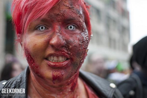 Marche Zombies Walk Montreal 2012 - Geekorner - 160