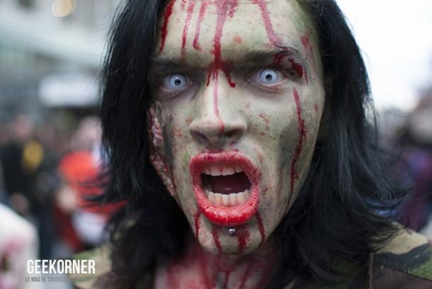 Marche Zombies Walk Montreal 2012 - Geekorner - 167