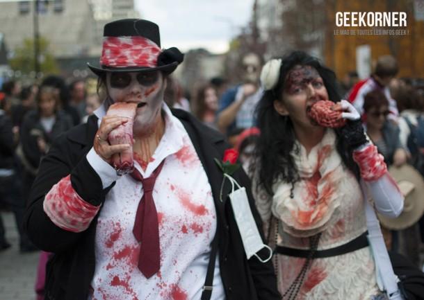 Marche Zombies Walk Montreal 2012 - Geekorner - 172