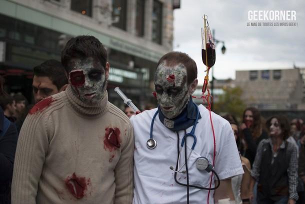 Marche Zombies Walk Montreal 2012 - Geekorner - 176