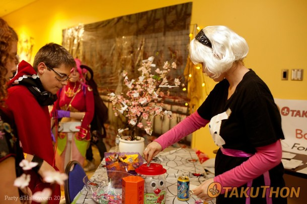 Party Halloween 2011 Otakuthon - Geekorner - 006