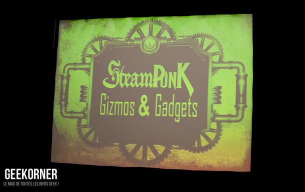 SteamPunk - Comiccon Montréal 2012 - Geekorner- 092