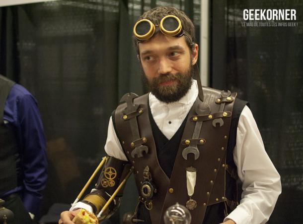 SteamPunk - Comiccon Montréal 2012 - Geekorner- 110