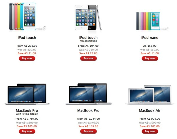 Apple Black Friday - Geekorner- 002