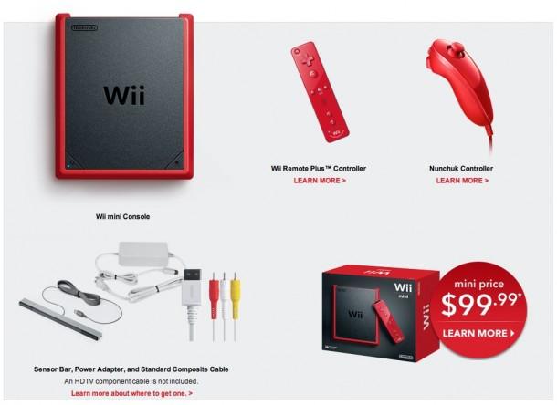 Wii Mini Québec - Geekorner 3