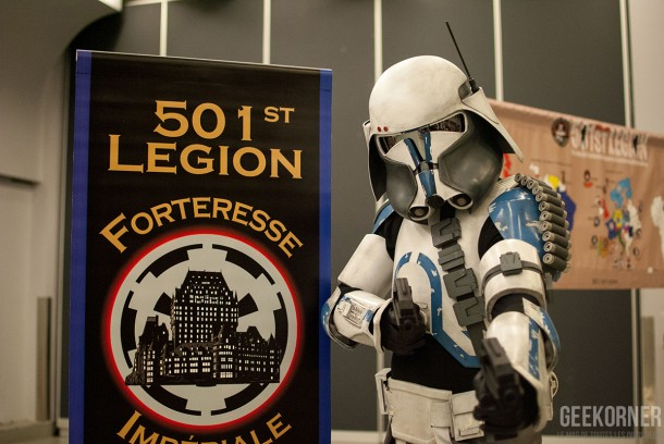 Cosplay Star Wars Montreal Mini Comiccon - Geekorner -  - 018