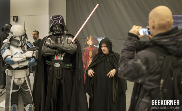 Cosplay Star Wars Montreal Mini Comiccon - Geekorner -  - 024