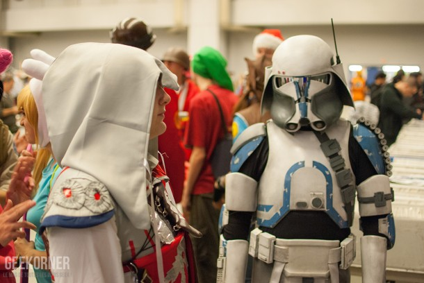Cosplay Star Wars Montreal Mini Comiccon - Geekorner -  - 029