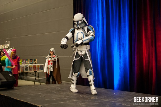 Cosplay Star Wars Montreal Mini Comiccon - Geekorner -  - 031
