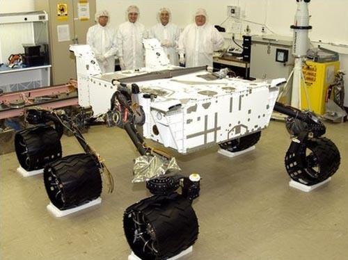 Nader Nazemi,Mars Rover,Curiosity,Mars Science Laboratory,Nader Nazemi