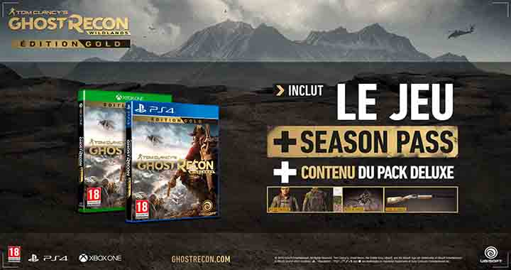 Édition collector Tom Clancy Ghost Recon Wildlands (3)