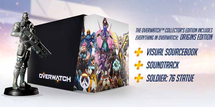 Overwatch en édition collector