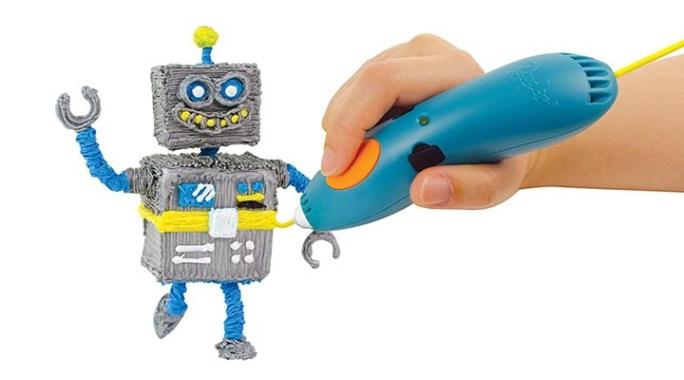 Avec 3Doodler, vos enfants peuvent créer des objets 3D