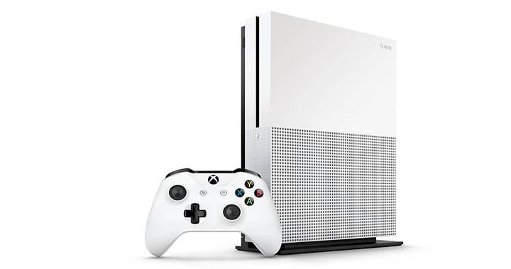 XBOX One S, la nouvelle XBOX sort enfin