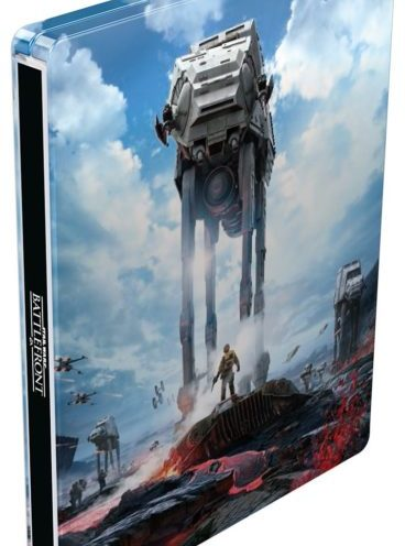 Battlefront Steelbook star wars collector (3)
