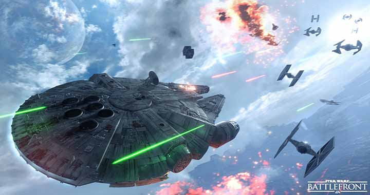 Star Wars: Battlefront édition Steelbook Amazon