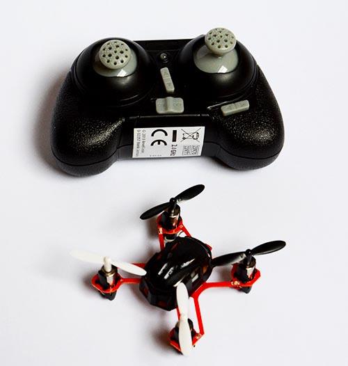 Nano Quadrocopter Revell XS