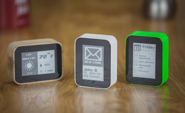 Displio kickstarter widget gadget