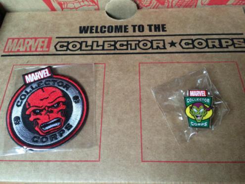 Marvel Collector Corps octobre 2015 villains (1)