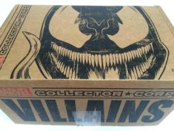 Marvel Collector Corps octobre 2015 villains