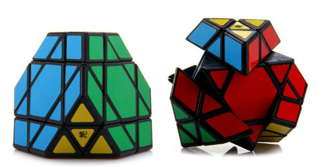alternative rubik's cube