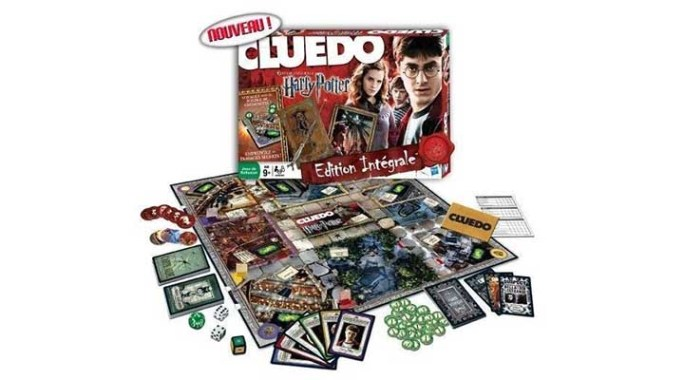 Cluedo Harry Potter, qui trouvera le coupable le premier