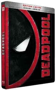 critique deadpool cinema steelbook jeu video